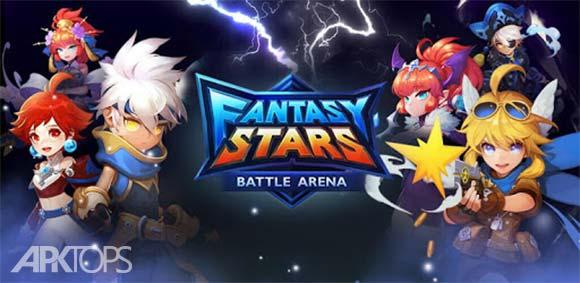 Fantasy Stars: Battle Arena دانلود بازی ستاره های فانتزی