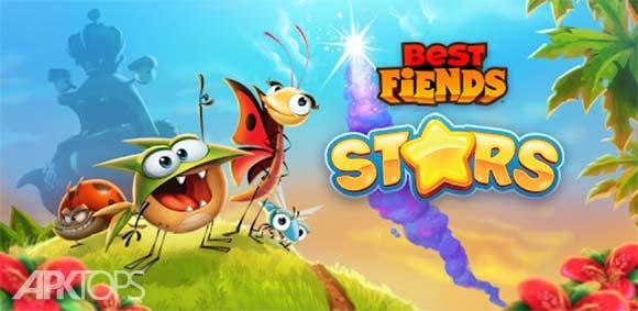 Best Fiends Stars - Free Puzzle Game دانلود بازی بهترین ستاره های پلید