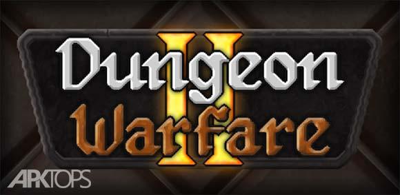 Dungeon Warfare 2 دانلود بازی سیاهچال نبرد2