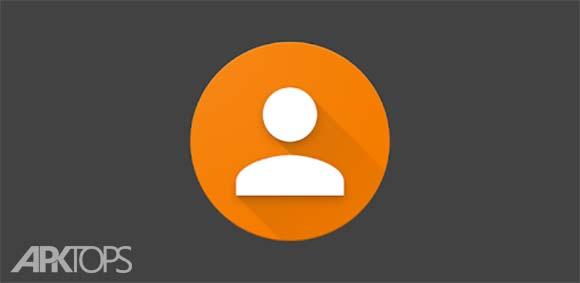 Simple Contacts Pro دانلود برنامه مدیریت اسان مخاطبین