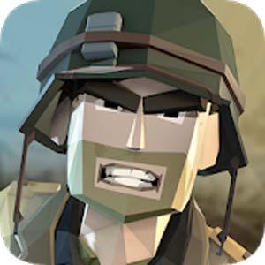 World War Polygon: WW2 shooter v1.53 دانلود بازی جنگ جهانی چند وجهی + مود اندروید