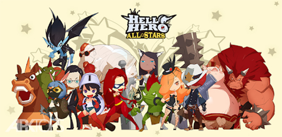 Idle: Hello Hero All Stars دانلود بازی کلیکی سلام به همه ستاره ها