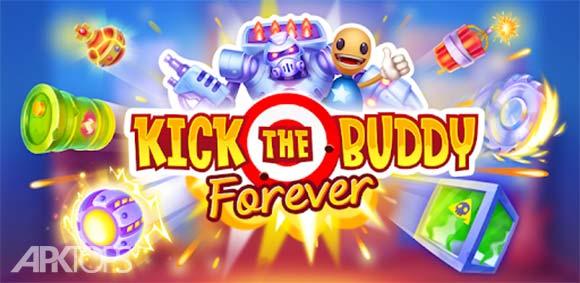 Kick the Buddy: Forever دانلود بازی بادی را بزن برای همیشه