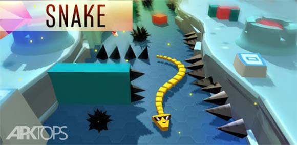 Tap Snake دانلود بازی حرکت مار