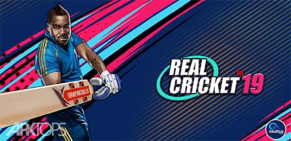 Real Cricket™ 19 دانلود بازی کریکت واقعی19