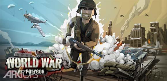 World War Polygon: WW2 shooter دانلود بازی جنگ جهانی چند وجهی