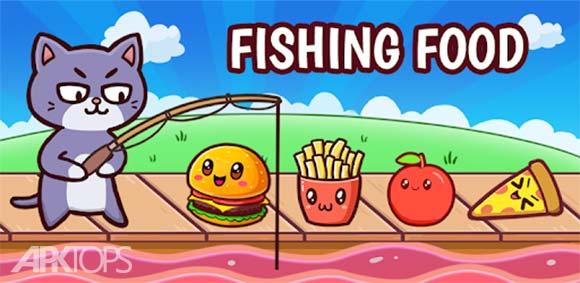 Fishing Food دانلود بازی صید غذا