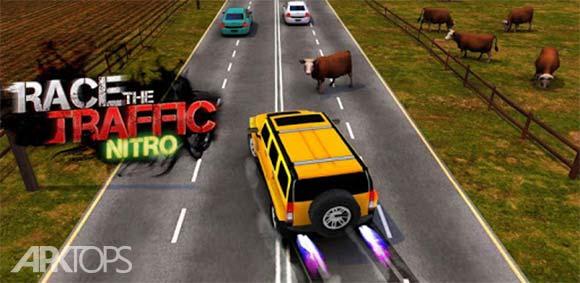 Race the Traffic Nitro دانلود بازی مسابقه در ترافیک