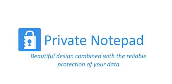 Private Notepad - notes & checklists دانلود برنامه دفترچه یادداشت خصوصی