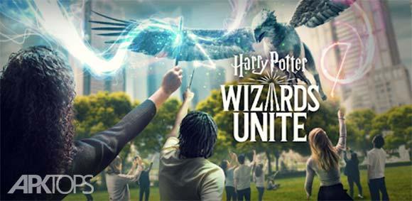 Harry Potter: Wizards Unite دانلود بازی هری پاتر اتحاد جادوگران