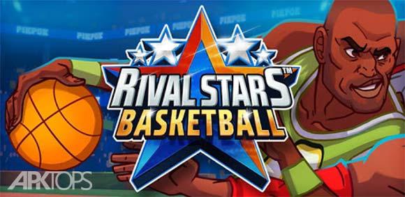Rival Stars Basketball دانلود بازی ستاره های رقیب بسکتبال
