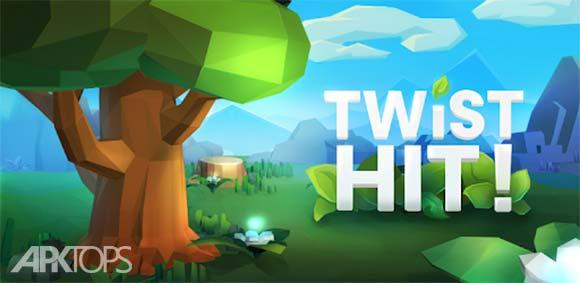Twist Hit! دانلود بازی پیچش ضربه