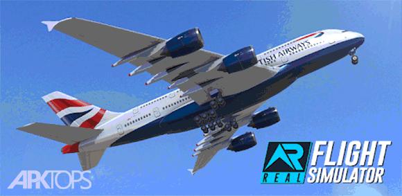 RFS - Real Flight Simulator دانلود بازی شبیه سازی واقعی پرواز