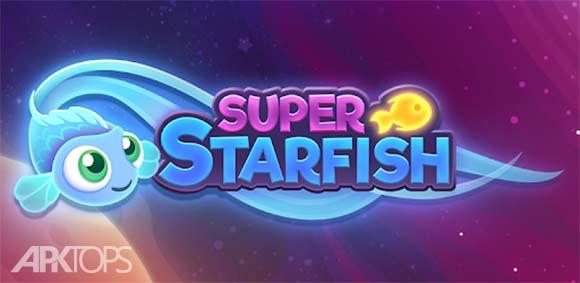 Super Starfish دانلود بازی ستاره ی دریایی بزرگ