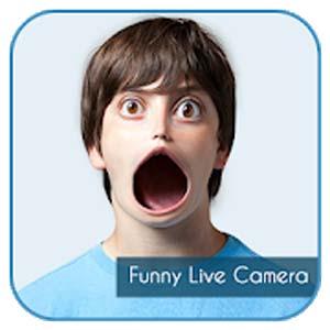 Funny Live Camera v1.0 دانلود برنامه دوربین زنده ی بامزه