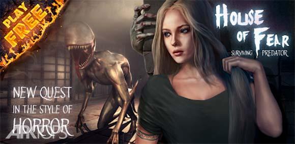House of Fear: Surviving Predator دانلود بازی خانه ی ترس