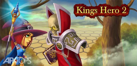 Kings Hero 2: Turn Based RPG دانلود بازی پادشاهان قهرمان2