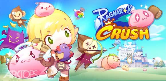 Ragnarok CRUSH : Match 3 Puzzle دانلود بازی رگناروک کراش