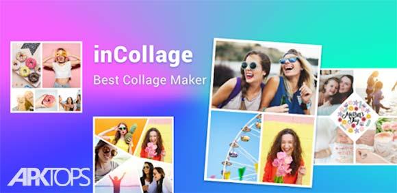 Collage Maker - photo editor & photo collage دانلود برنامه ویرایش تصاویر و ایجاد کلاژ