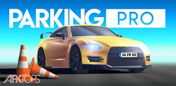 Car Parking Pro – Car Parking Game & Driving Game دانلود بازی پارک کردن ماشین