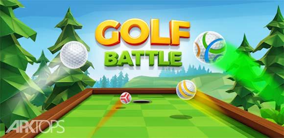 Golf Battle دانلود بازی مبارزه گلف