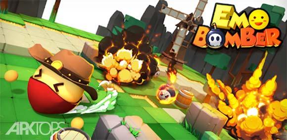 Emo Bomber دانلود بازی امو بمب انداز