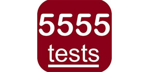 5555 English Grammar Tests دانلود برنامه مجموعه تست های گرامر