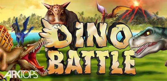 Dino Battle دانلود برنامه نبرد دایناسور