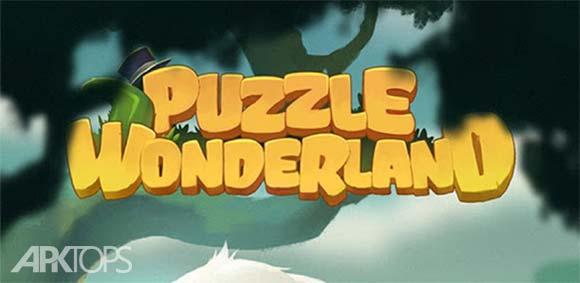 Puzzle Wonderland دانلود بازی پازل سرزمین عجایب