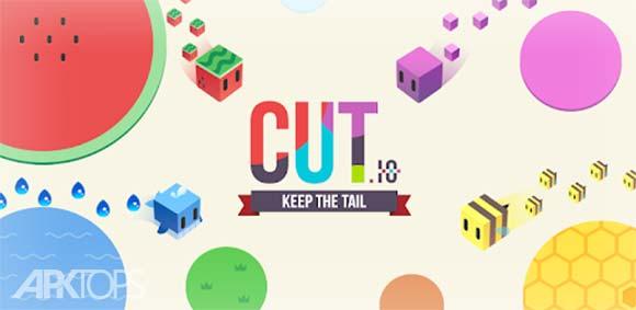 Cut.io : Keep the tail دانلود بازی کات دات یو