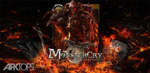 MonsterCry Eternal - Card Battle RPG دانلود بازی گربه ی ابدی هیولا