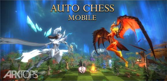 Auto Chess Defense - Mobile دانلود بازی دفاع خودکار شطرنج