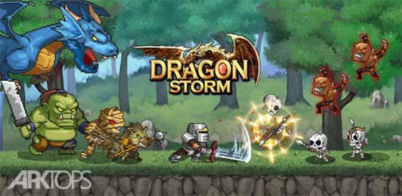 Dragon Storm دانلود بازی طوفان اژدها