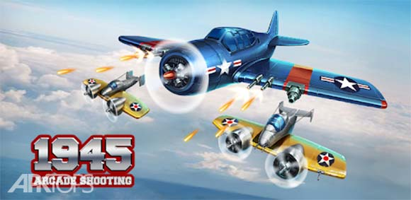 1945 Air Forces دانلود بازی نیرو هوایی1945