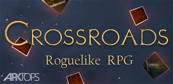 Crossroads: Roguelike RPG Dungeon Crawler دانلود بازی جاده های مارپیچ