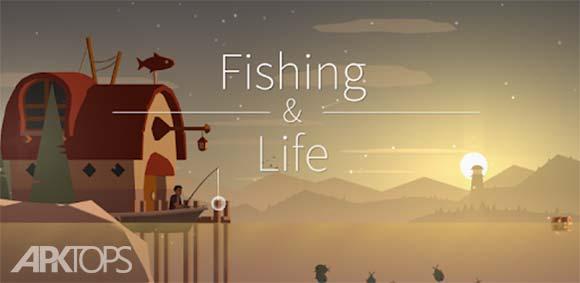 Fishing Life دانلود بازی زندگی ماهیگیری