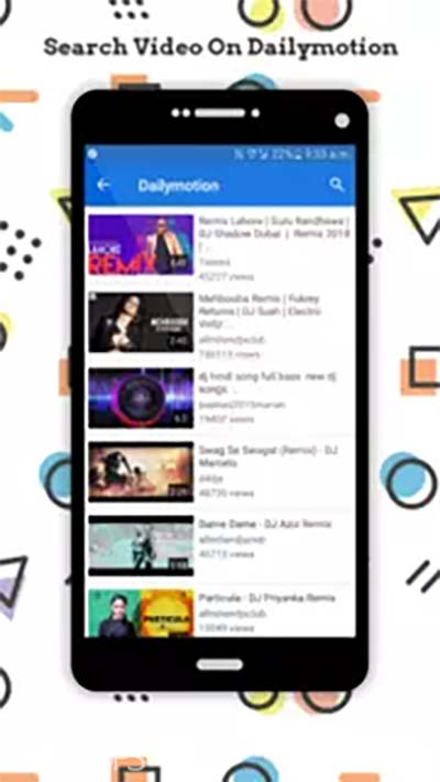 Ucmate v12.4 دانلود برنامه پخش و دریافت موسیقی ها و ویدئو ها