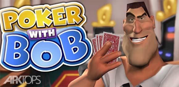Poker With Bob دانلود بازی پوکر با باب