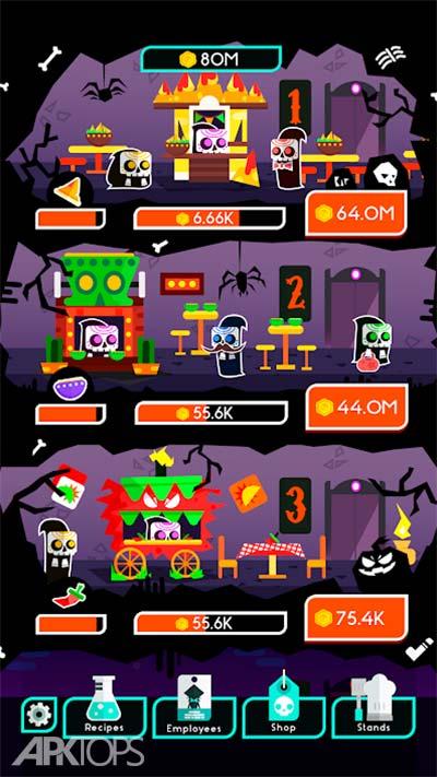 Idle Death Tycoon – Clicker Games v1.8.1 دانلود بازی کلیکی کسب و کار مرگ