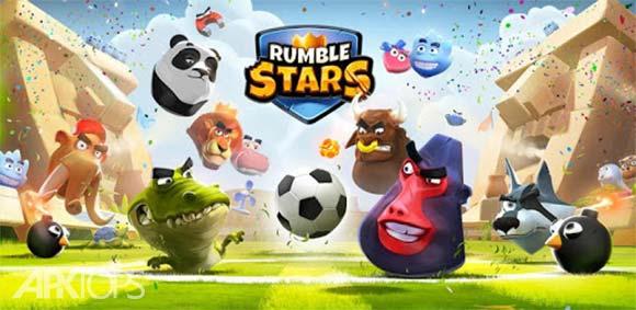Rumble Stars دانلود بازی رقابت ستارگان