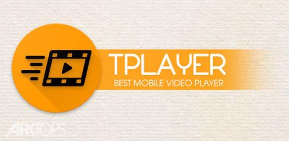TPlayer - All Format Video Player دانلود برنامه پخش کننده تصویری تی پلیر