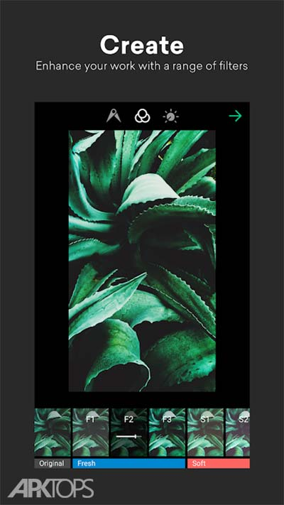 EyeEm – Camera && Photo Filter v7.3.1 دانلود برنامه شبکه اجتماعی عکاسان و فیلتر های دوربین