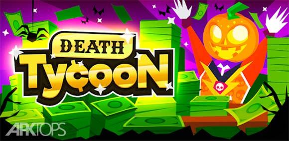 Idle Death Tycoon - Clicker Games دانلود بازی کلیکی کسب و کار مرگ