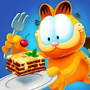 Garfield Rush v2.5.3 دانلود بازی دویدن گارفیلد + مود اندروید