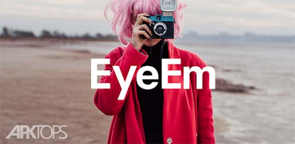 EyeEm - Camera & Photo Filter دانلود برنامه فیلتر های دوربین و تصاویر