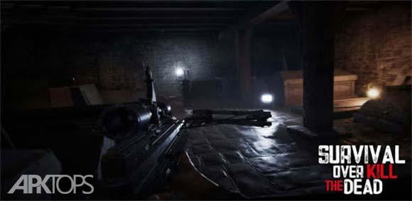 Overkill the Dead: Survival دانلود بازی قتل عام مردگان