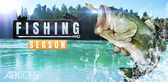 Fishing Season: River To Ocean دانلود بازی فصل ماهیگیری