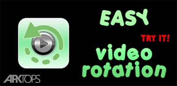 Video Rotate Tool دانلود برنامه ابزار چرخش ویدئو