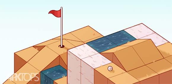 Golf Peaks دانلود بازی قله ی گلف