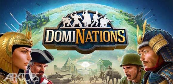 DomiNations Asia دانلود بازی ملت های اسیا